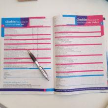 Middelbare school schoolkeuze checklist