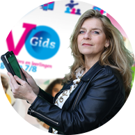 Middelbare school Over de makers VO Gids Lindy van Munster