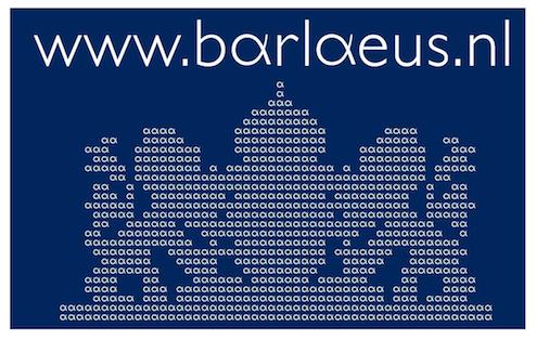 Barlaeus Gymnasium logo