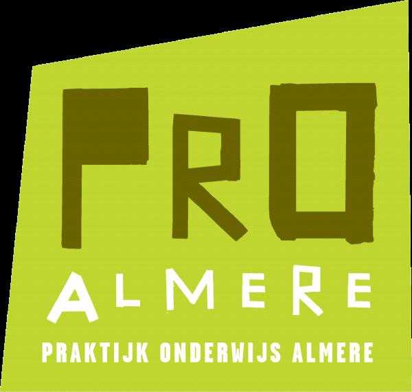 PrO Almere - Locatie Tom Poesstraat logo