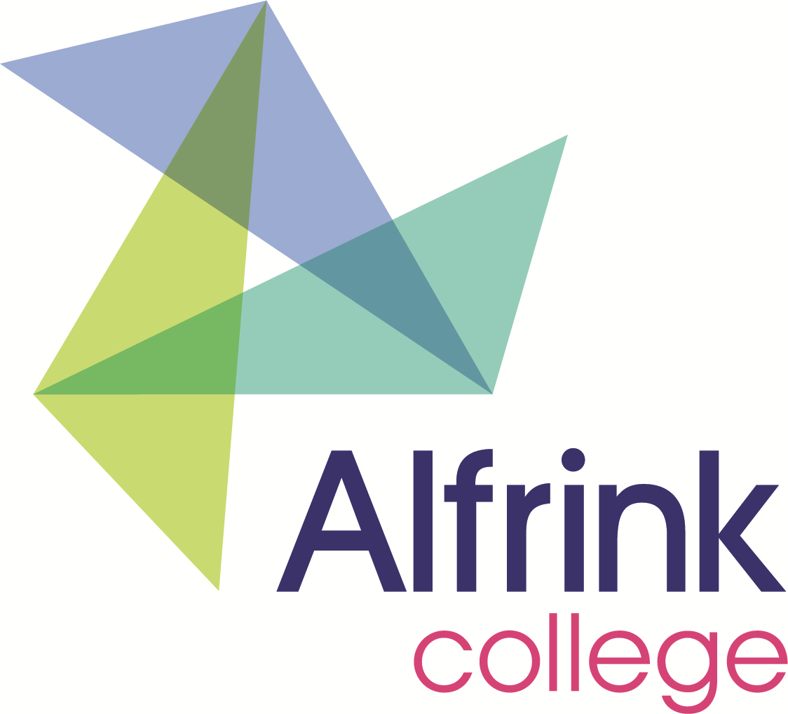 Alfrink College logo
