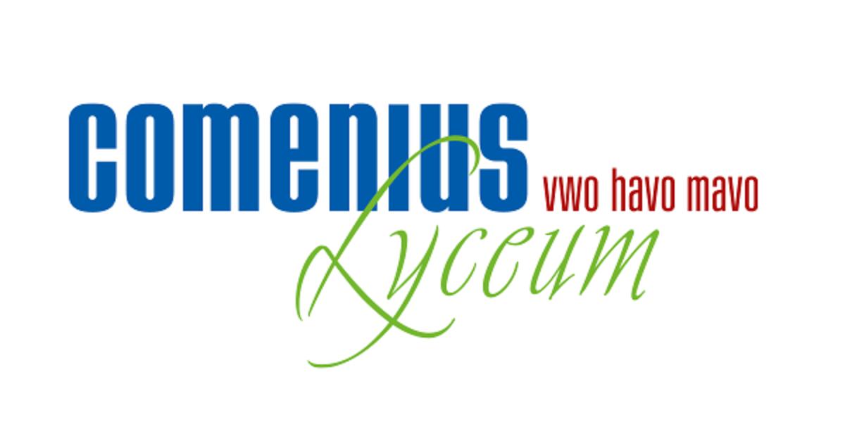 Comenius Lyceum Amsterdam logo
