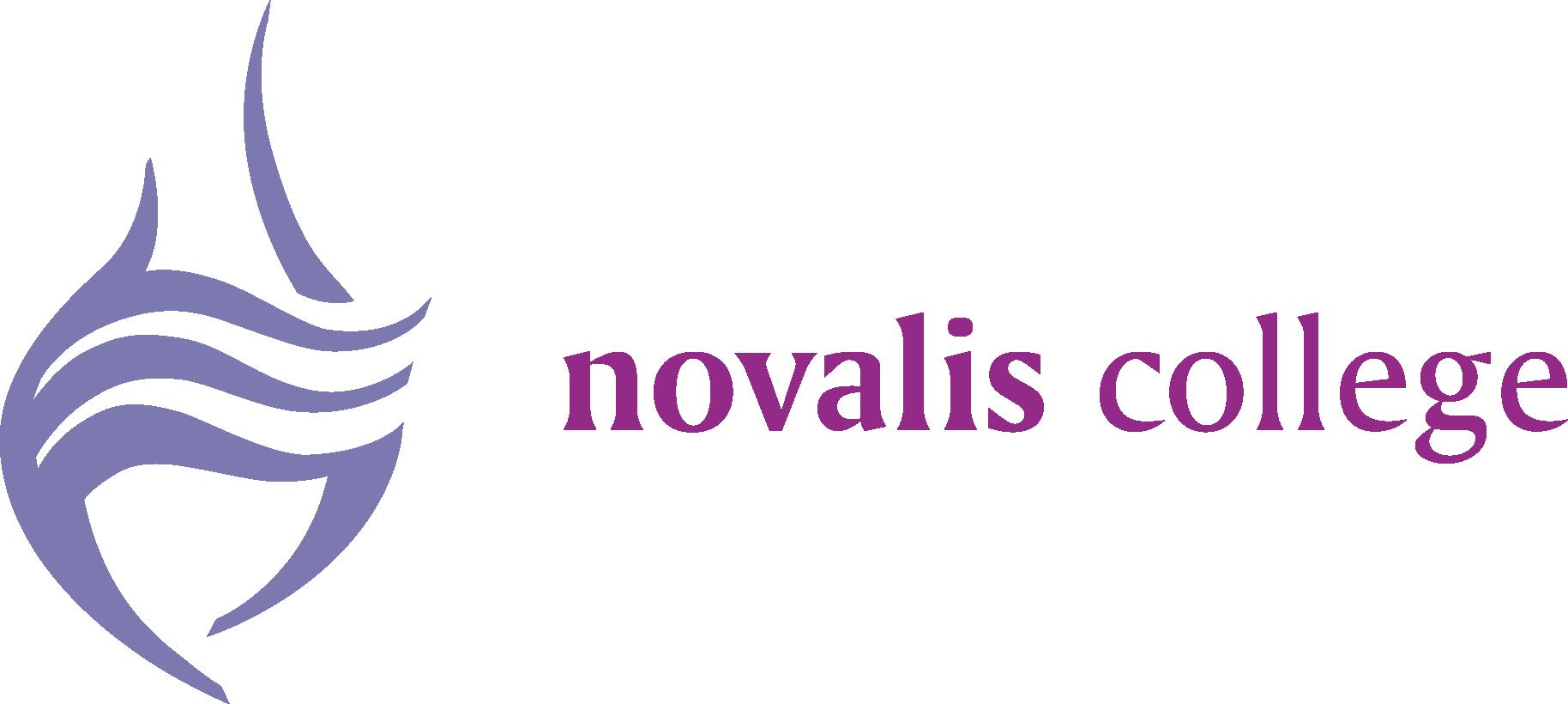 Novalis College logo
