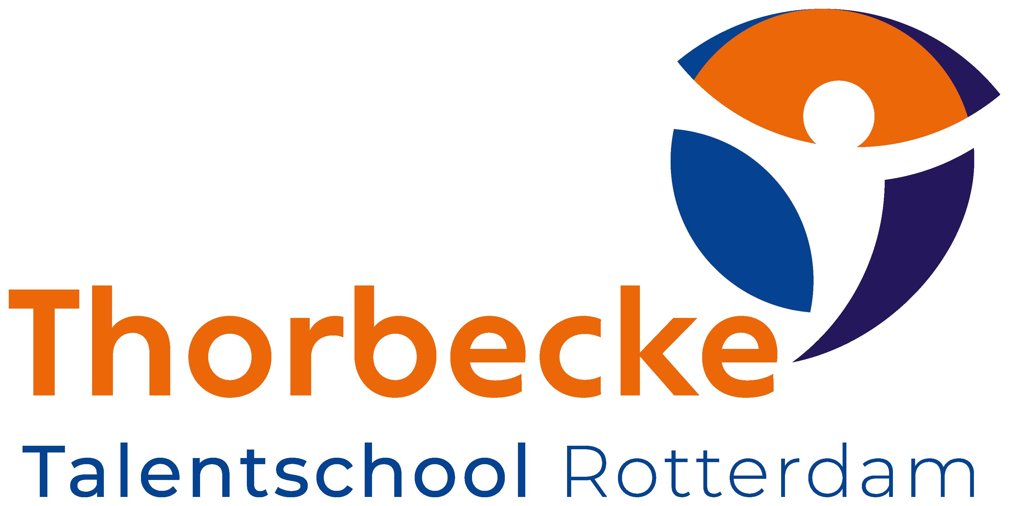 Thorbecke Voortgezet Onderwijs VWO HAVO MAVO (locatie Nieuwerkerk) logo