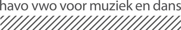 Havo/vwo voor Muziek en Dans logo