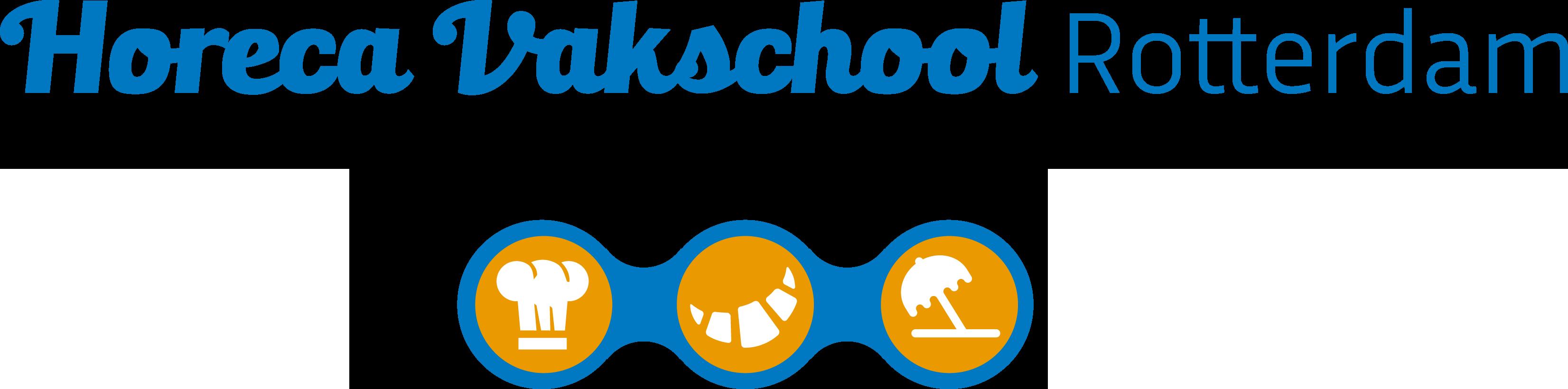 Horeca Vakschool Rotterdam logo