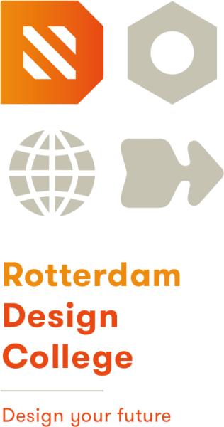 Rotterdam Designcollege logo