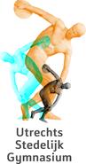 Utrechts Stedelijk Gymnasium logo