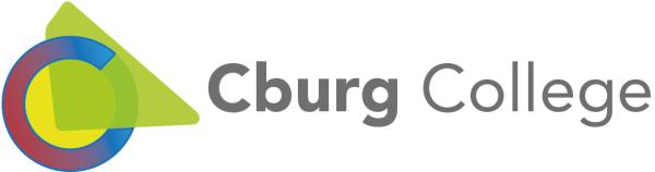 Cburg College logo