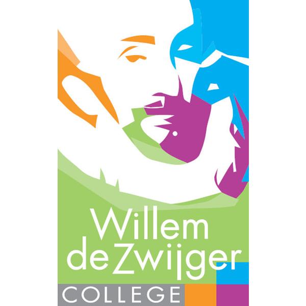 Willem de Zwijger College logo
