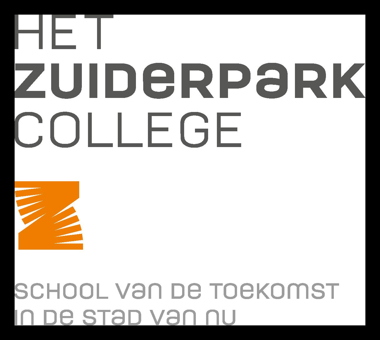 Het Zuiderpark College logo