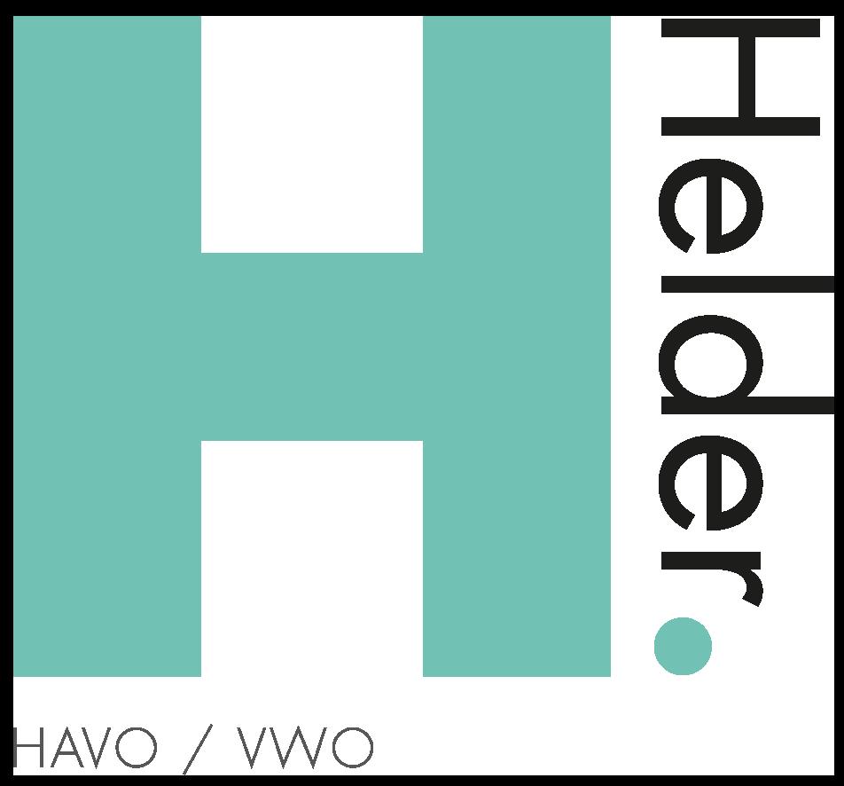 Helder havo/vwo logo