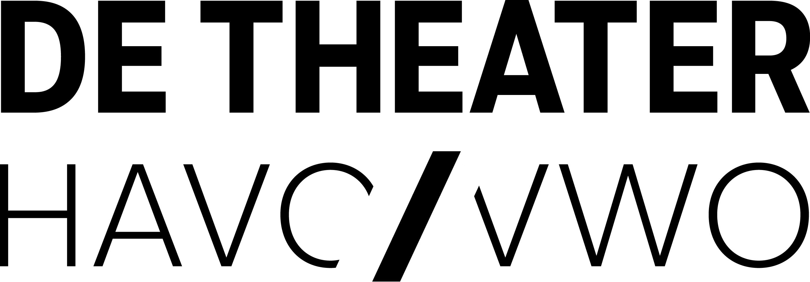 De Theaterhavo/vwo logo