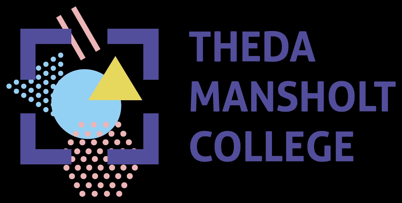 Theda Mansholt College logo