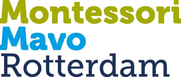 Montessori Mavo Rotterdam logo