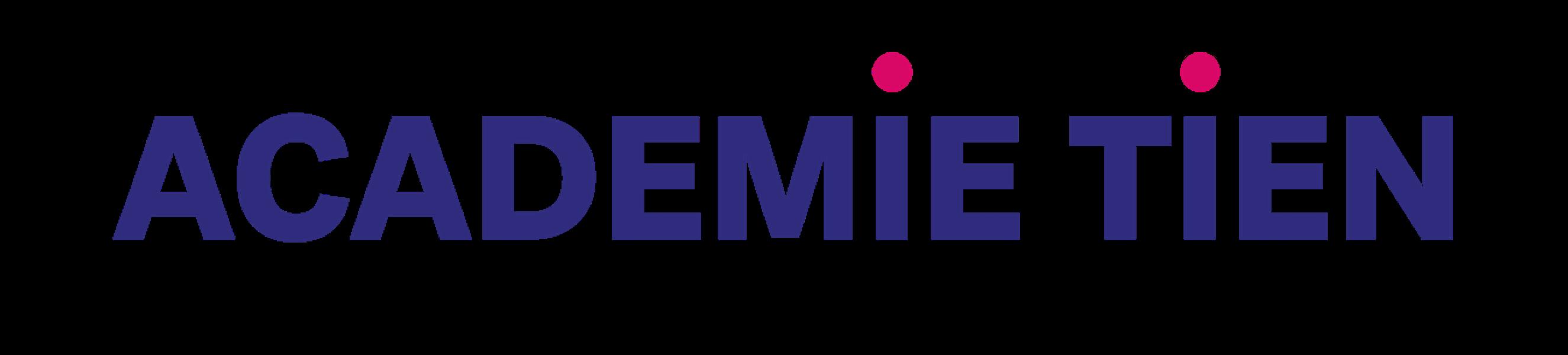 Academie Tien logo