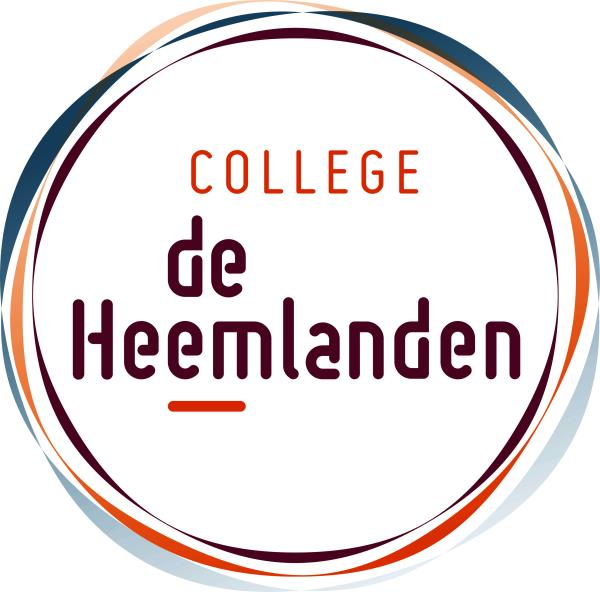 College de Heemlanden logo