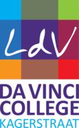 Da Vinci College Kagerstraat logo