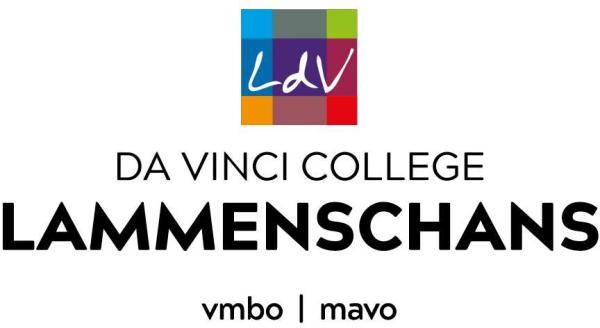 Da Vinci College Lammenschans logo