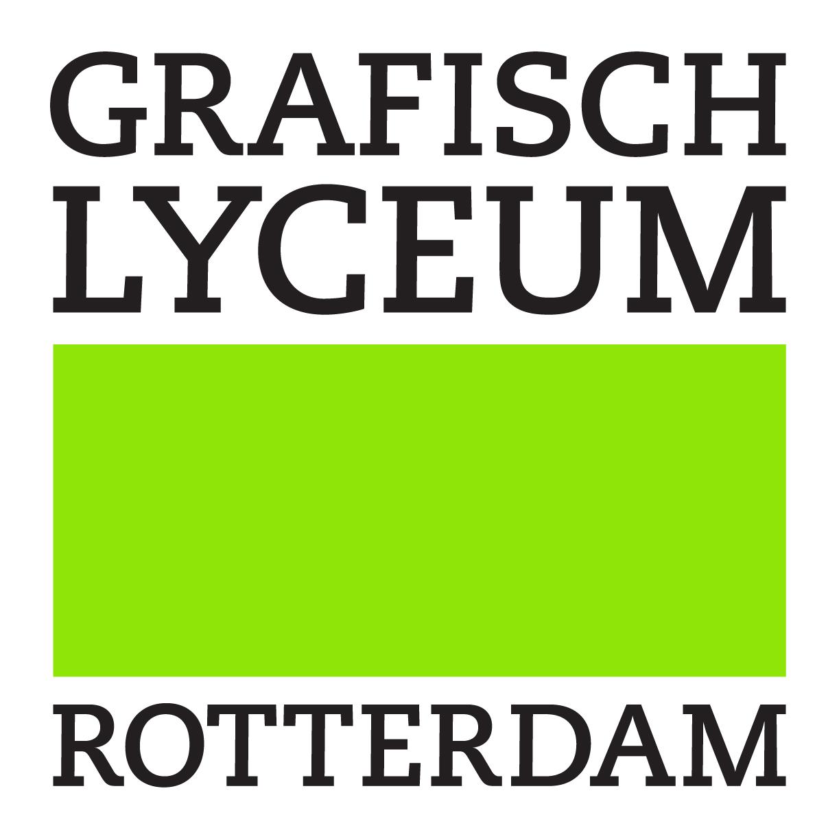 Grafisch Lyceum Rotterdam logo