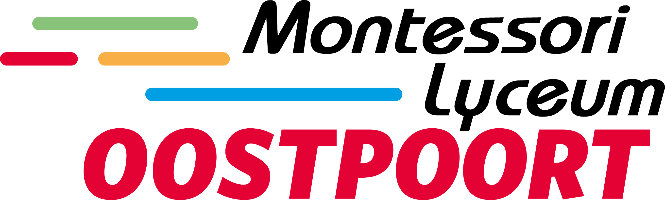 Montessori Lyceum Oostpoort logo