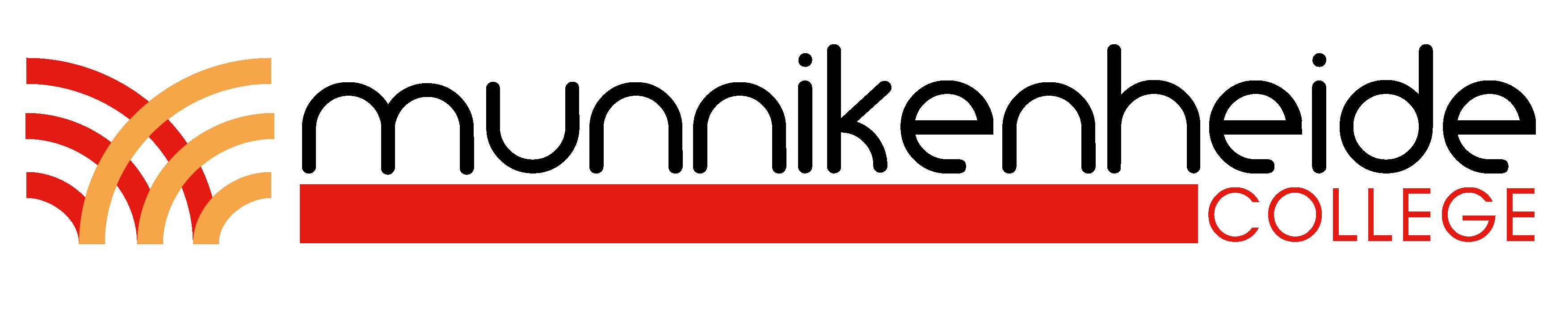 Munnikenheide College locatie Etten-Leur logo