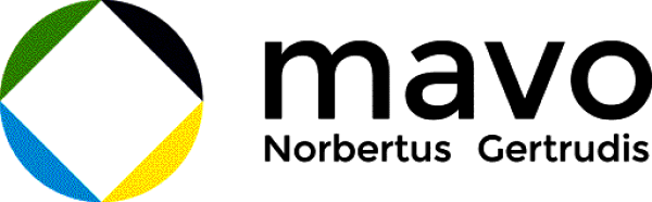 Norbertus Gertrudis Mavo logo