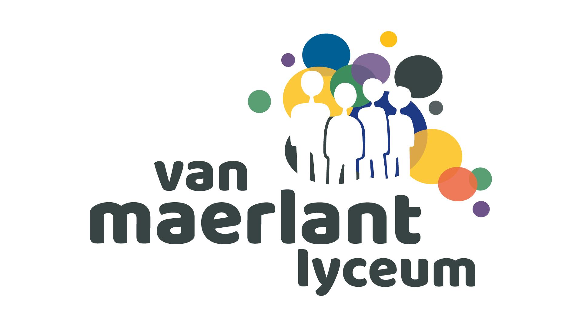 Van Maerlantlyceum logo